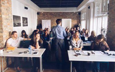 Strahinja Ćalović održao kurs digitalnog marketinga